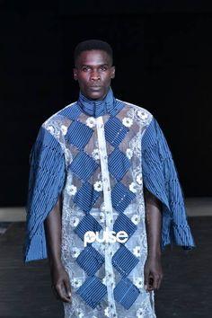 50 Shades Of Design Fashion Show: Ayo Van Elmar showcases at event to celebrate Lagos @50 - Fashion - Pulse
