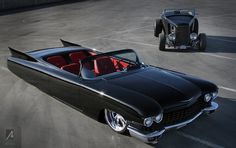60 Caddy and a Deuce by A+ Media