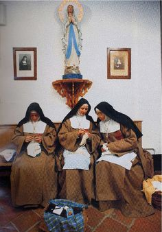 Victim Nuns of the Sacred Heart