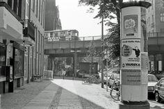 S-Bahnhof Savignyplatz, Charlottenburg, 1989
