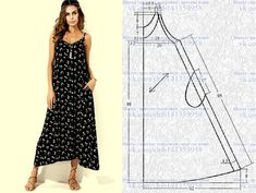 Need Some Sewing Patterns? Clone Your Clothes - Sewing Met Sewing Dress, Dress Sewing Patterns, Sewing Clothes, Clothing Patterns, Barbie Clothes, Fashion Sewing, Diy Fashion, Ideias Fashion, Fashion Outfits