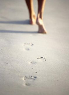 Barefoot & Fancy Free...