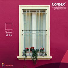 Llena tu fachada de vida con los #colores brillantes de #ComexPinturerías.