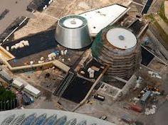 nouveau planétarium de montréal - En construction à côté du stade olympique - Ouverture prévue pour le printemps 2013Recherche Google