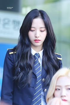 These Girls, Cute Girls, Veronica, Xuan Yi, Air Force Blue, Cosmic Girls, Suit And Tie, My Princess, Korean Girl Groups