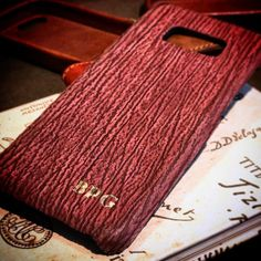 For the New Samsung Galaxy S8 Plus an Amazing Genuine Shark Leather Case color Red handmade in Tuscany (Italy)  by Leathersmith Nicola Meyer. A luxurious S8 Plus Shark Leather Case unique and exclusive personalized with gold initials monogrammed you can find it at www.nicolameyer.com  #samsungcases #samsungcover #samsungcase #samsungcovers #galaxys8case #galaxys8pluscase #galaxys8cover #galaxys8pluscover #s8case #s8cover #s8cases #s8covers #s8backcase #s8plusbackcase #s8bestcase #s8bestcover…