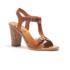 The Loren Heel - sandals - Women's SHOES & SANDALS - Madewell