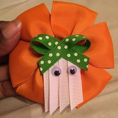 A personal favorite from my Etsy shop https://www.etsy.com/listing/472410689/halloween-headband-set