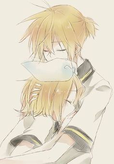 Vocaloids - Len & Rin Kagamine (鏡音レンとリン)