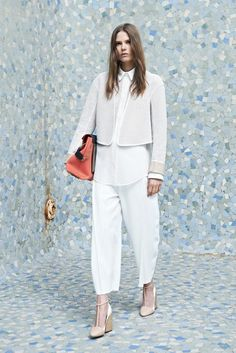 Chloé Resort 2014 - Collection. #travel #cruise #wear