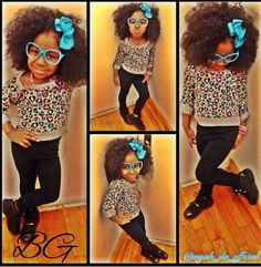 This would sooo be my lil girl ❤