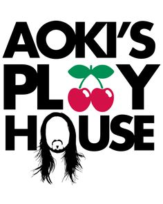 Aoki's Play House, new residency for Wednesday at Pacha Ibiza with Steve Aoki leading from May 28 to September 24 #ibiza2014.