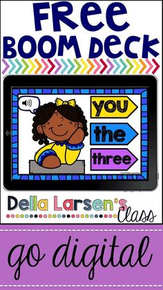 Go Digital with Self Checking Boom Cards Learning Cards, Fun Learning, Learning Activities, Teaching Ideas, Literacy Stations, Literacy Centers, Whole Brain Teaching, Interactive Learning, Kindergarten Literacy