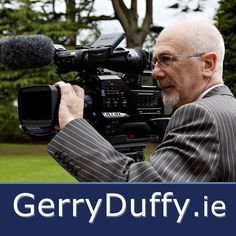 Gerry Duffy Videos has over 36 years of experience in the art of discreet wedding videography, and is a recognised professional wedding videographer who has filmed over 1600 video and Wedding DVD's.From his studio based in Dundalk, Co Louth he travels throughout the 32 counties in Ireland.