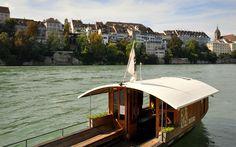 Rheinfähre, Basel