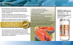 1000 images about usana on pinterest nutrition for Usana fish oil