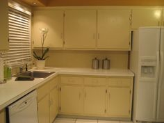 Yellow Painted Kitchens kitchen paint colors with cream cabinets | kitchen paint colors