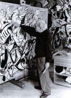 Juan BARJOLA (Badajoz, 1919 - Madrid, 2004) Expresionismo español. Tiene un museo en Gijón-Asturias.www.juanbarjola.org