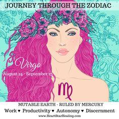 Illustration of Illustration of virgo astrological sign as a beautiful girl. vector art, clipart and stock vectors. Virgo Girl, Virgo Love, Leo And Virgo, Zodiac Horoscope, 12 Zodiac, Astrology Signs, Zodiac Signs, Astrological Sign, Virgo
