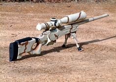 .338 lapua Magnum | Bucket List: 7 Guns You Need To Shoot Before You Die | Awesome Firearms List by Gun Carrier at http://guncarrier.com/bucket-list-7-guns-need-shoot-die/