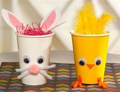 Card Crafts From Pinterest | Crafts for Kids: Kids Easter Craft on pinterest. Kids Easter Craft ...