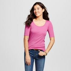Women's Ultimate Elbow Scoop Tee