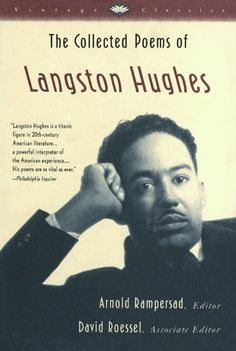 Collects 868 poems by African-American author Langston Hughes, required reading for class, . I Love Books, Good Books, Books To Read, African American Literature, Black History Books, Black Books, Langston Hughes, Poetry Foundation, By Any Means Necessary