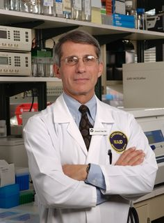Anthony S. Fauci, M.D., NIAID Director
