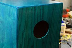 Build a Cajon Drum Like a Pro