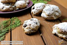 Mini Stollen, Cooker, Muffin, Food And Drink, Christmas Gifts, Breakfast, Desserts, Sweet, Party