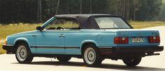 Volvo 760 cabriolet Mellberg