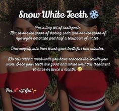M 🌻 Healthy, white teeth are a very important element in human aesthetics. The whitening procedure f Girl Life Hacks, Girls Life, Skin Tips, Skin Care Tips, Beauty Care, Beauty Hacks, Diy Beauty, Beauty Ideas, Face Beauty