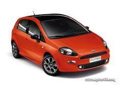 Fiat Punto '20 Aniversario'
