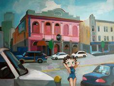 Carmen Stanescu - Google+ Oil On Canvas, Paintings, Sign, Google, Art, Craft Art, Painted Canvas, Painting, Kunst