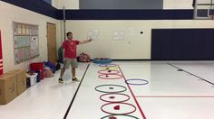 Hula Hoop & Noodle Games for Elementary PE Physical Education Activities, Elementary Physical Education, Pe Activities, Health And Physical Education, Activity Games, Recess Games, Gym Games, Camping Games, Pe Games Elementary