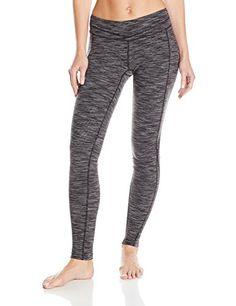 f178d400fa Lucy Womens Hatha Legging Lucy Black Space Dye Stripe Large     Continue to  the product at the image link. Yoga Pants Reviews · Yoga Clothing Reviews