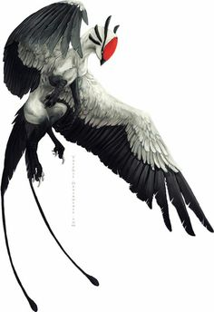 Japanese crane gryphon