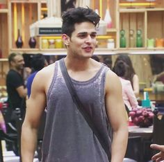 Bigg Boss Priyank and Bandgi's ex-beau party together; this is when the hunk will re-enter house [PHOTO] Photo Poses For Boy, Boy Poses, Mtv Splitsvilla, Mtv Roadies, Chocolate Boys, Top Celebrities, Cute Actors, Hd Images, Dimples
