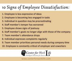 How do leaders know when the team is disgruntled? Here are signs of disgruntled employees. #leadership #employees #turnover