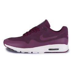 more photos b1d30 cbdbf Nike WMNS Air Max 1 Ultra Moire Mulberry   Purple   White - Nike Womens The