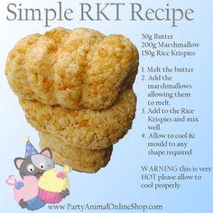 Simple RKT Recipe