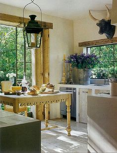 by pamela pierce. Beams look great