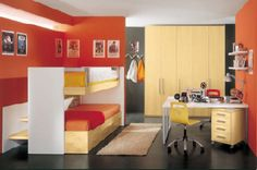 ** Kid / Teen bedroom