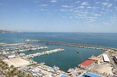 Puerto de Fuengirola.