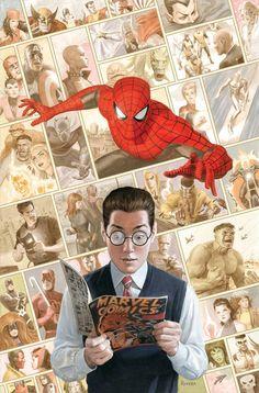 Paolo Rivera - Spider-Man