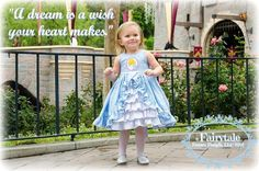 Looking for your next project? You're going to love Irelyn's Peek-A-Boo Ruffle Dress Pattern by designer FairytaleDesign.