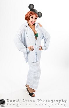 Rocky Horror Columbia cosplay 1 by JL010203.deviantart.com on @deviantART