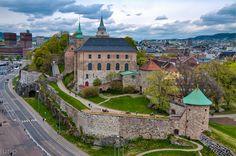 Akershus Fortress, Oslo, Norway (by jurip)