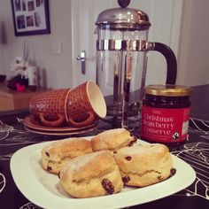 NEW BLOG POST BAKING by Betty: Scrummy Scones