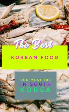 Best Korean Food Dishes to Try in South Korea (Beyond Kimchi! Travel Advice, Travel Guides, Travel Tips, Travel Destinations, Best Korean Food, South Korean Food, South Korea Travel, Asia Travel, Korean Dishes